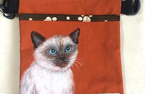 セミオーダーでシャム猫を