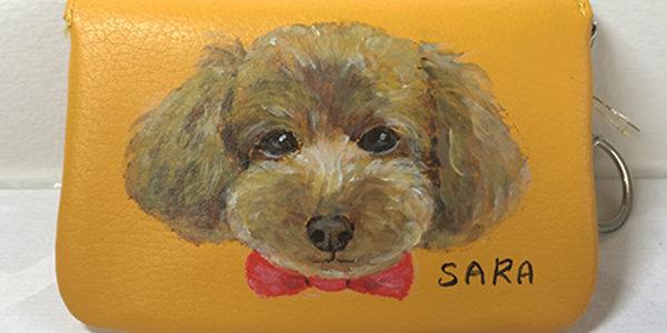 犬も描きます!